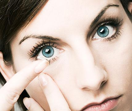 Besøk vår nettbutikk for kontaktlinser