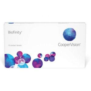 CooperVision Biofinity