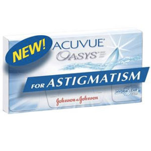 Acuvue Astigmatisme