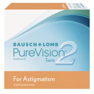 Purevision2 hd astigmatism