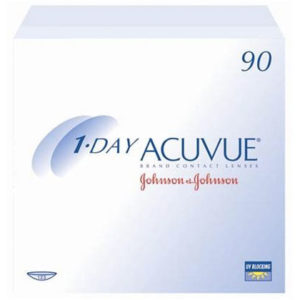 Acuvue 1 day 90