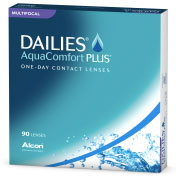Dailies Multifocal Aqua Comfort Plus 90-pack