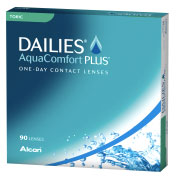 Dailies Toric Aqua Comfort Plus 90-pack