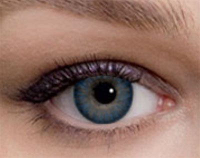 Freshlook Color Blends Blue