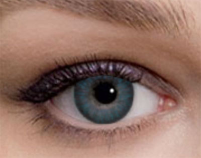 Freshlook Color Blends Brilliant Blue