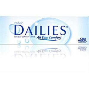 2f67fce50e34 Focus Dailies all day comfort kontaktlinser 30 stk pk