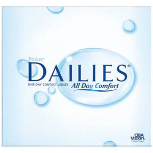 Focus Dailies all day comfort 90-pack