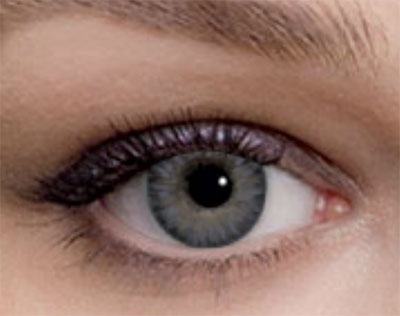 Freshlook Color Blends Gray