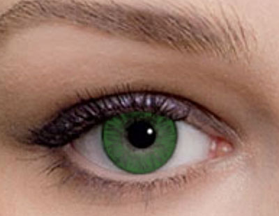 Freshlook Colors Green