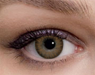 Freshlook Color Blends Pure Hazel