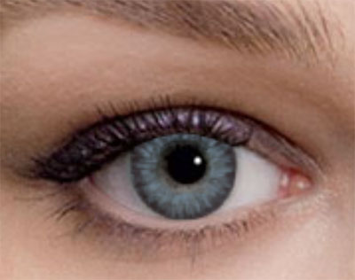 Freshlook Color Blends Sterling Gray